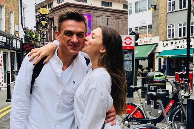 Регина Тодоренко выходит замуж за Влада Топалова. Фото: instagram/reginatodorenko