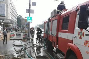 Спасатели рассказали, как Киев пострадал от ливня