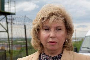 Российский омбудсмен посетила в тюрьме украинца Карпюка