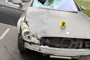 В Одессе автомобиль насмерть сбил пожилого мужчину