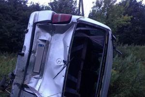 Жуткое столкновение микроавтобусов на Донбассе: пострадали шесть человек