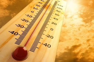 Францию охватила аномальная жара