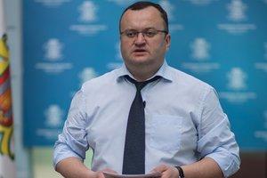 В Черновцах депутаты горсовета отправили в отставку мэра Алексея Каспрука