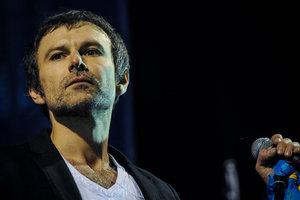 Святослав Вакарчук сделал селфи с участниками группы Massive Attack