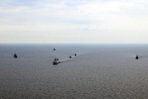 Корабли ВМС Украины и НАТО вышли  Черное море: опубликованы красивые фото
