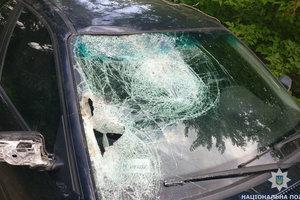 В Житомирской области автомобиль насмерть сбил велосипедиста