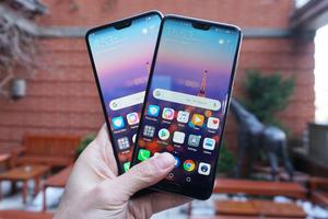 Huawei намерены выпустить гибкий смартфон раньше Samsung