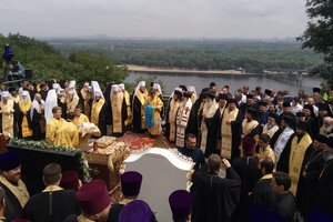 В Киеве прошел Крестный ход: как это было