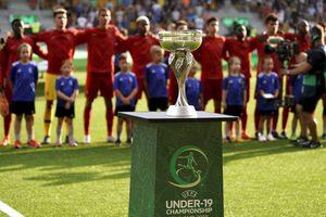 Сборная Португалии стала чемпионом Европы в возрасте до 19 лет