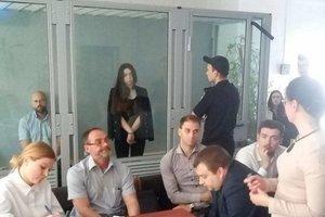 Дело о смертельном ДТП в Харькове: Зайцева покидала СИЗО 29 раз