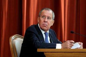 """Лавров назвал условия по Донбассу для проведения встречи """"нормандской четверки"""""""