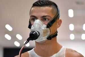 """Роналду прошел повторное медобследование в """"Ювентусе"""" и впервые потренировался в Италии"""