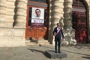 В Париже прошел митинг в поддержку Сенцова