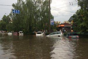 Непогода в Украине оставила без света 143 населенных пункта