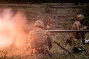 """""""Сапог"""", уничтожающий танки: военные показали видео стрельб из мощного оружия"""