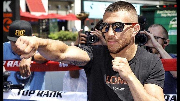 Ломаченко вскоре снова будет готов драться. Фото Instagram