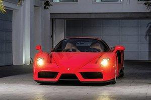 На продажу выставили эксклюзивный Ferrari Шумахера