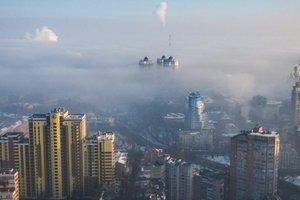 Смог в Киеве: где в городе самый грязный воздух