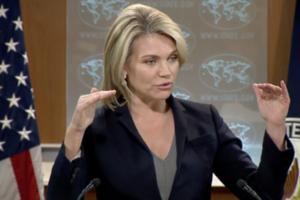 """Госдеп США призвал Россию прекратить свое """"безрассудное поведение"""""""