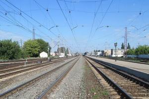 В Донецкой области поезд насмерть сбил женщину