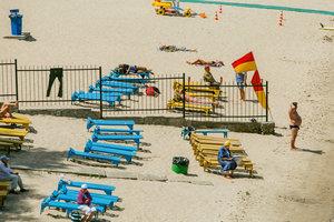 Опасные пляжи: почему в Киеве сейчас нельзя купаться