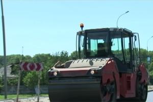 Трассу Киев - Чернигов частично отремонтировали
