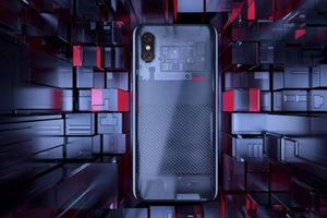 Прозрачный смартфон Xiaomi оказался обманом