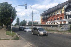 В Киеве на Туполева хотят снести две сотни гаражей