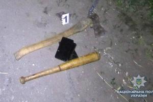 В Киевской области россияне зверски избили местных жителей