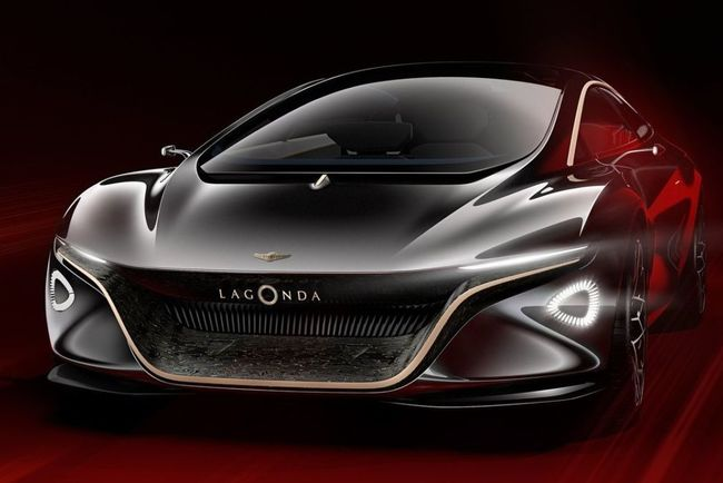 Aston Martin Will Create A Competitor Rolls Royce Phantom