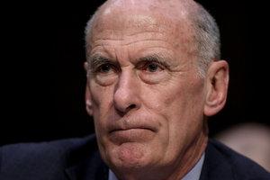 Глава нацразведки США заявил, что РФ пытается повлиять на промежуточные выборы в Конгресс
