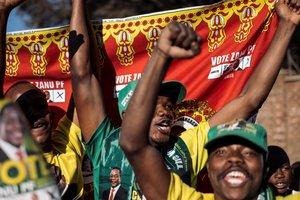 В Зимбабве объявили результат президентских выборов