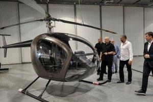 Турчинов показал новые украинские вертолеты: опубликованы фото, видео
