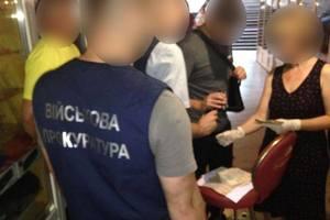 В Ровенской области на крупной взятке поймали  начальника Управления Гоструда