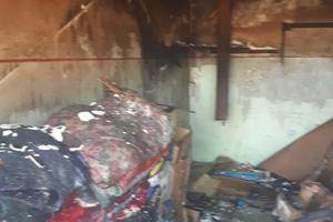 В центре Запорожья едва не сгорели десятки автомобилей