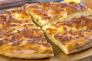 Хачапури по-имеретински: классический рецепт приготовления
