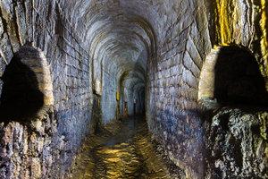 Подземелья Киева: что можно увидеть в старейшей дренажной системе города