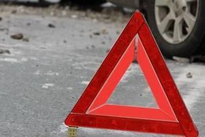 В Черновицкой области автомобиль сбил пьяного велосипедиста