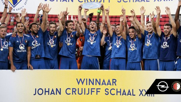 Hollandiya Super Kubokunun qalibi məlumdur