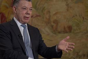 Колумбия отвергла обвинения Венесуэлы в адрес своего президента