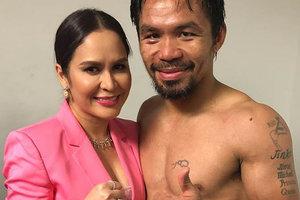Легендарный боксер Мэнни Пакьяо едет в Киев