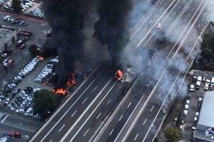 Взрыв у аэропорта в Болонье: появились подробности