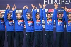 Украинские спортсмены продолжают собирать медали на чемпионате Европы в Глазго