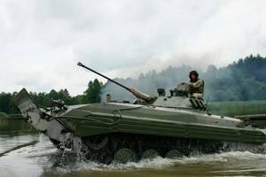 Боевики ударили из тяжелых минометов и БМП, но понесли ощутимые потери