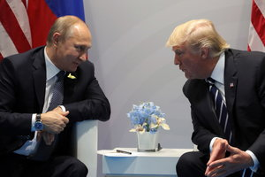 Мифы саммита в Хельсинки: каких договоренностей Трампа и Путина нужно бояться на самом деле