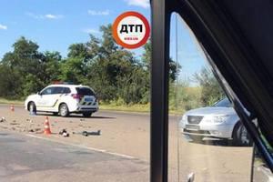 Подробности гибели мотоциклиста, которого искала полиция: байкер столкнулся с машиной правоохранителя - соцсети