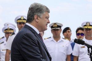 Порошенко заявил о планах увеличить контингент участников учений Sea Breeze-2019