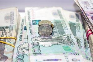 Российский рубль обвалился из-за санкций
