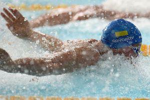 Украина вернула статус фаворита в мужских 50-метровках