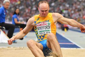 Украинец Никифоров стал бронзовым призером чемпионата Европы